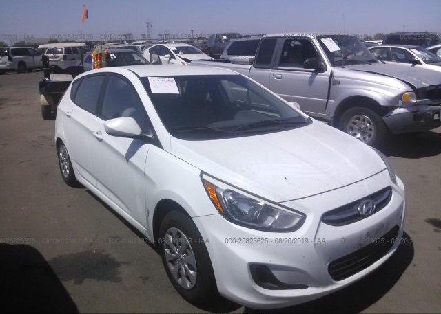 Inventory #885327429 2015 Hyundai ACCENT