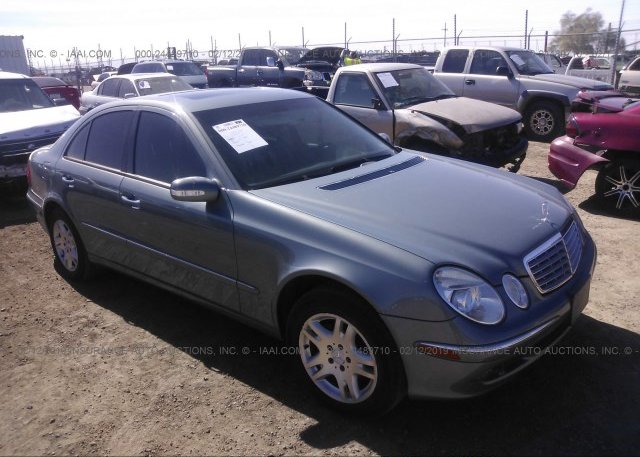 Inventory #670343391 2006 Mercedes-benz E