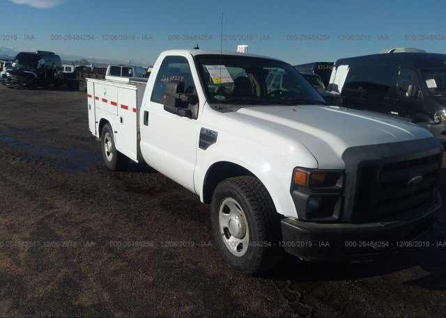 Inventory #730952400 2008 FORD F350