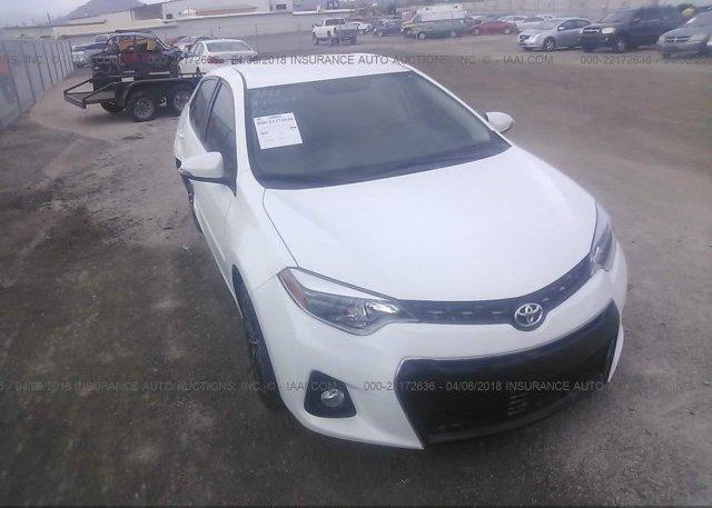 Inventory #824128443 2016 Toyota COROLLA