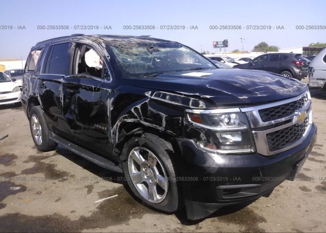 Inventory #113520884 2017 Chevrolet TAHOE