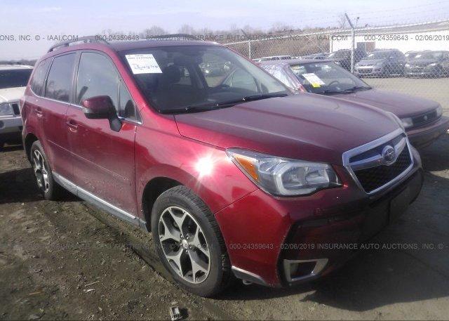 Inventory #581197273 2015 Subaru FORESTER