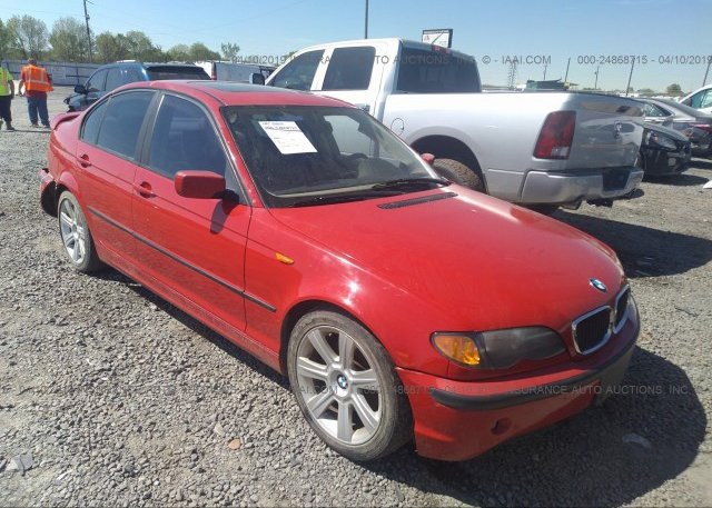 Inventory #638292715 2002 BMW 325