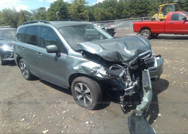Inventory #549859061 2018 Subaru FORESTER