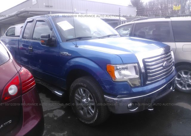 Inventory #514142282 2012 FORD F150