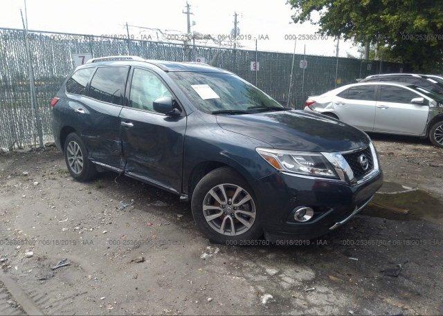 Inventory #271279246 2015 Nissan PATHFINDER