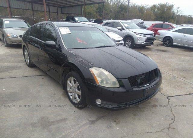 Inventory #468756095 2004 Nissan MAXIMA