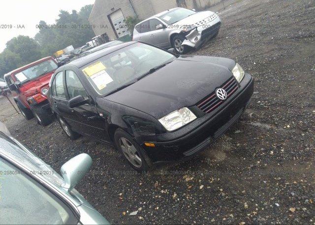 Inventory #396376841 2002 Volkswagen JETTA