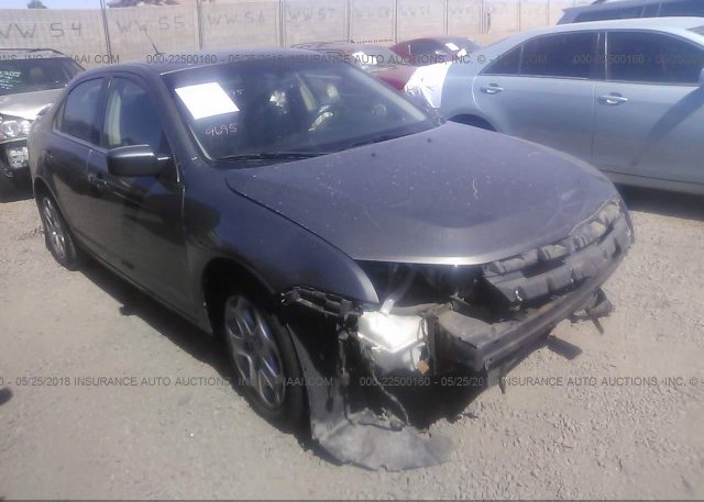 Inventory #716265572 2011 FORD FUSION