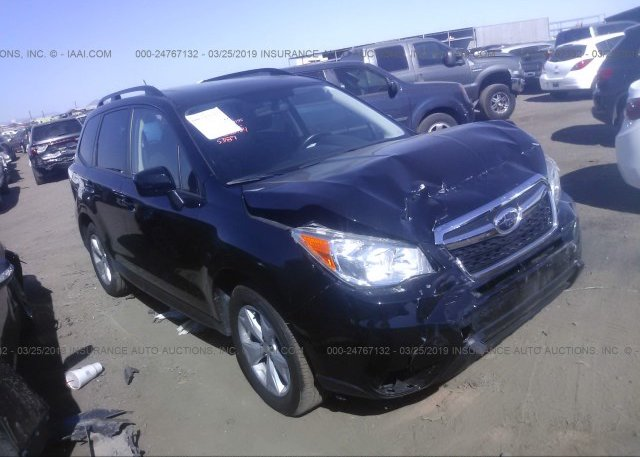Inventory #837800721 2015 Subaru FORESTER