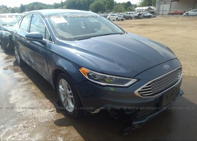 Inventory #731840439 2018 FORD FUSION