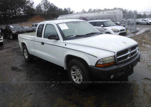 Inventory #743811621 2004 Dodge DAKOTA