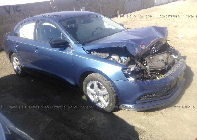 Inventory #791189692 2016 Volkswagen JETTA