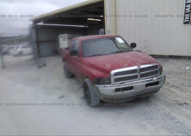 Inventory #115725680 2001 Dodge RAM 1500
