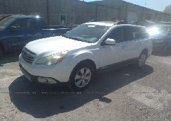 2010 Subaru OUTBACK - 4S4BRBKC0A3329150 Right View