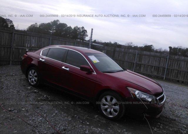 Inventory #222220487 2010 Honda ACCORD