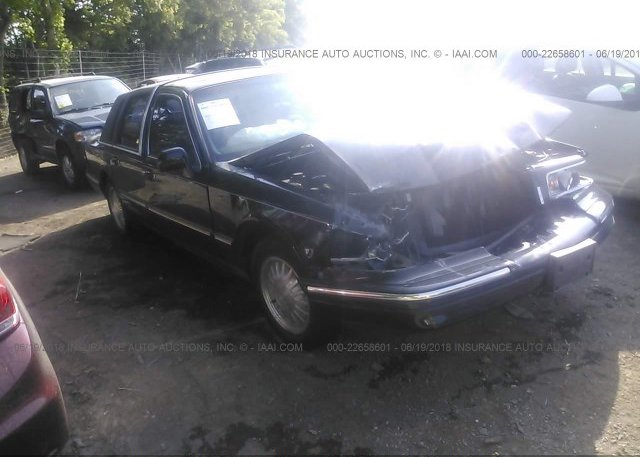 1lnfm82w9xy602448 Clear Green Lincoln Town Car At Tifton Ga On