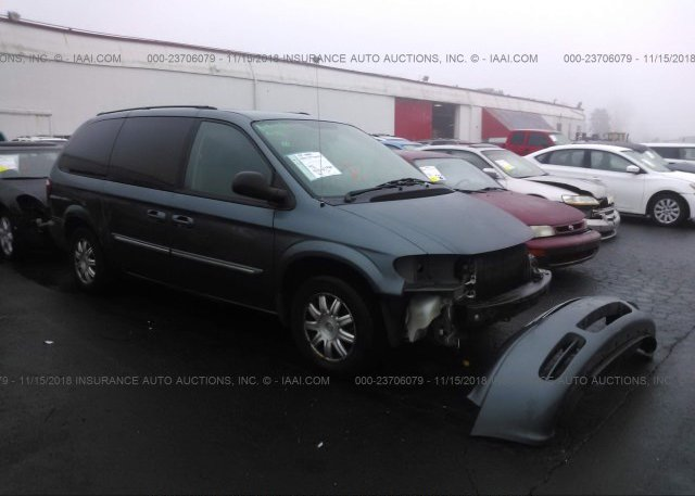 Inventory #846206249 2005 Chrysler TOWN & COUNTRY