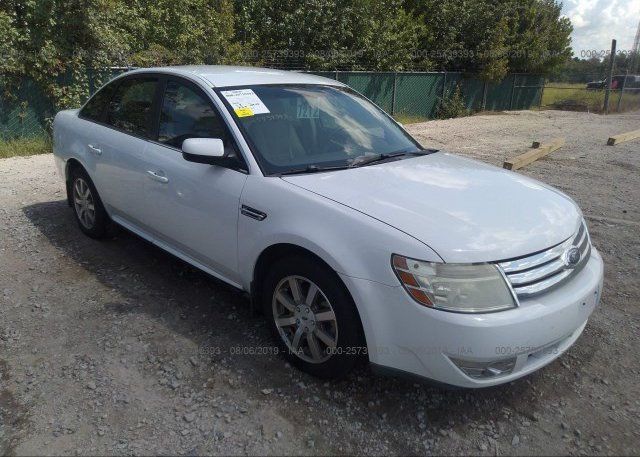 Inventory #233738128 2008 FORD TAURUS