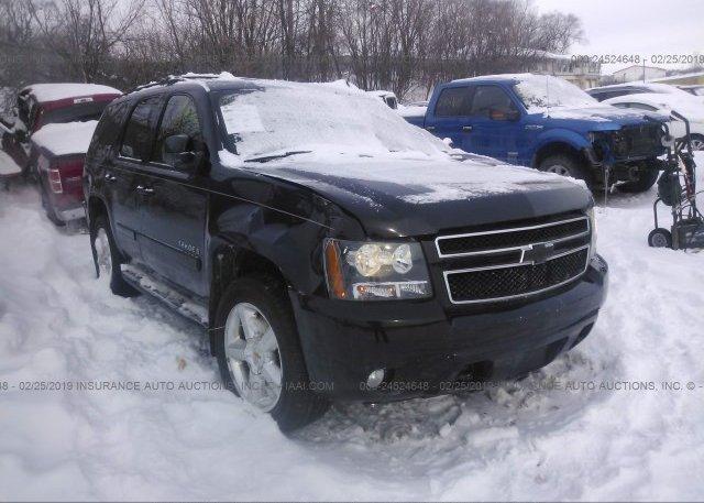 Inventory #491128799 2007 Chevrolet TAHOE