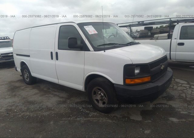 Inventory #964141226 2008 Chevrolet EXPRESS G1500