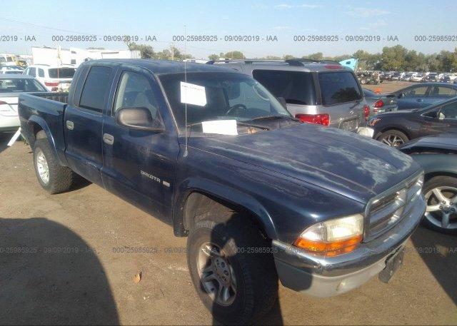 Inventory #374354042 2002 Dodge DAKOTA