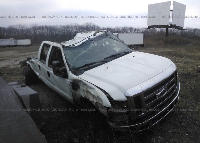 Inventory #136038244 2008 FORD F450