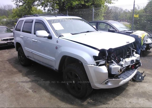 Inventory #271562822 2008 JEEP GRAND CHEROKEE
