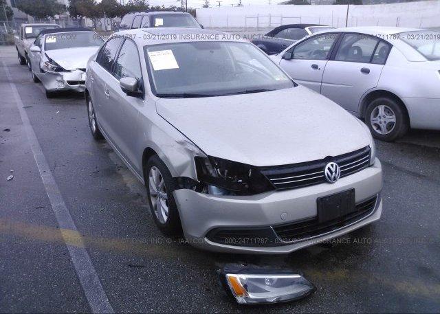 Inventory #373001071 2014 Volkswagen JETTA