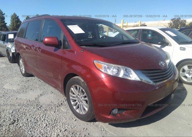 Inventory #294861227 2013 Toyota SIENNA