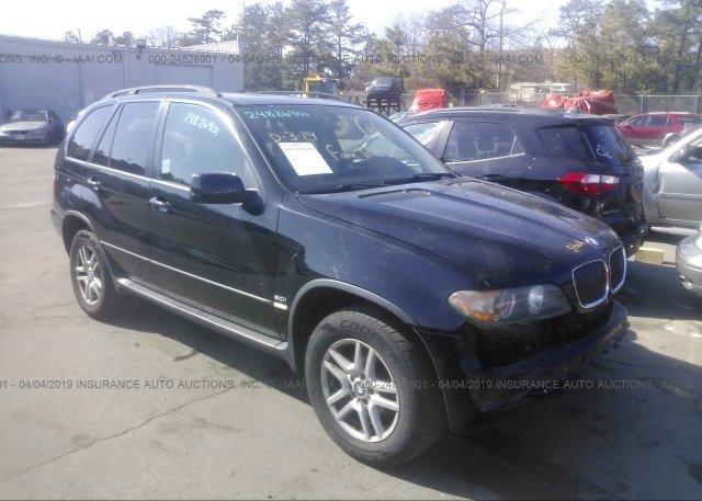 Inventory #757801660 2006 BMW X5