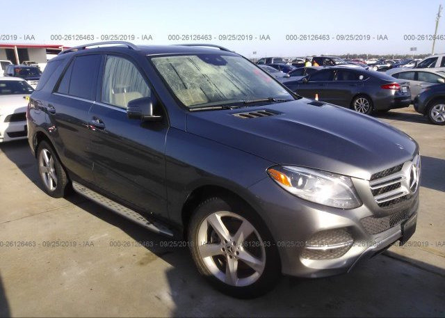 Inventory #786426266 2018 Mercedes-Benz GLE
