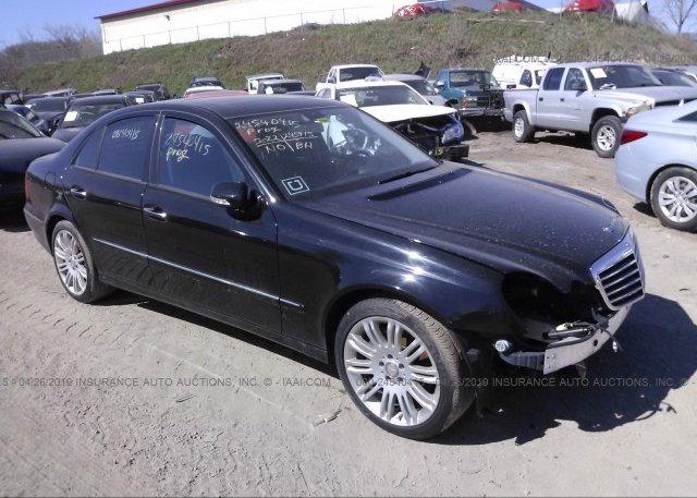Inventory #960383558 2008 Mercedes-benz E