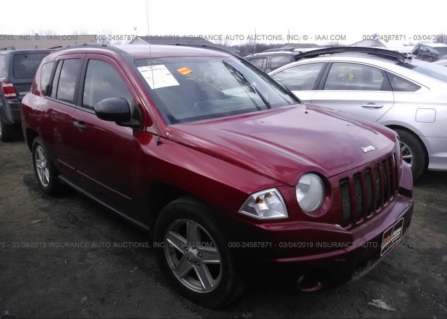 Inventory #322004046 2008 JEEP COMPASS
