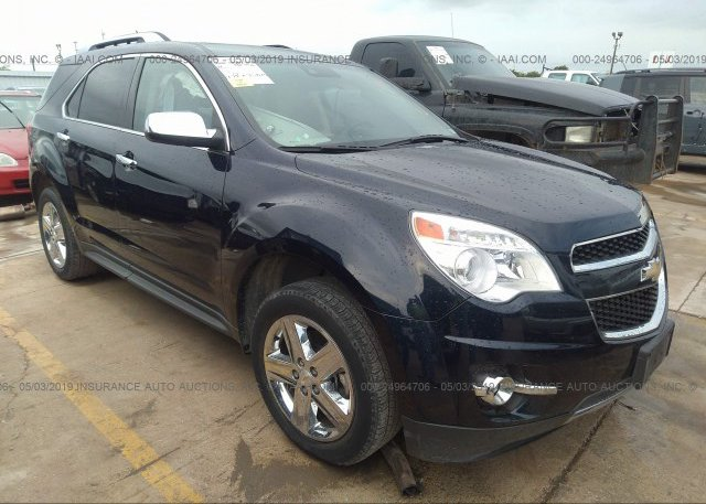 Inventory #746156825 2015 Chevrolet EQUINOX