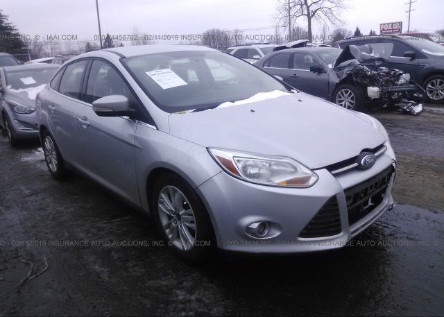 Inventory #650541168 2012 FORD FOCUS