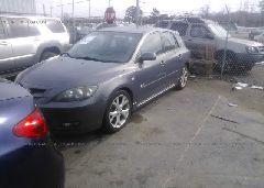 2007 Mazda 3 - JM1BK344X71601194 Right View