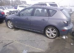 2007 Mazda 3 - JM1BK344X71601194 [Angle] View