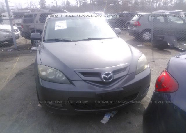 2007 Mazda 3 - JM1BK344X71601194