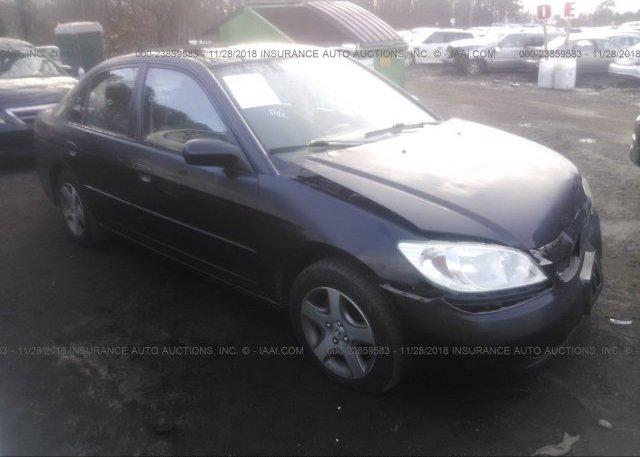 Inventory #528504656 2005 Honda CIVIC
