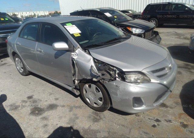 Inventory #893467619 2011 Toyota COROLLA