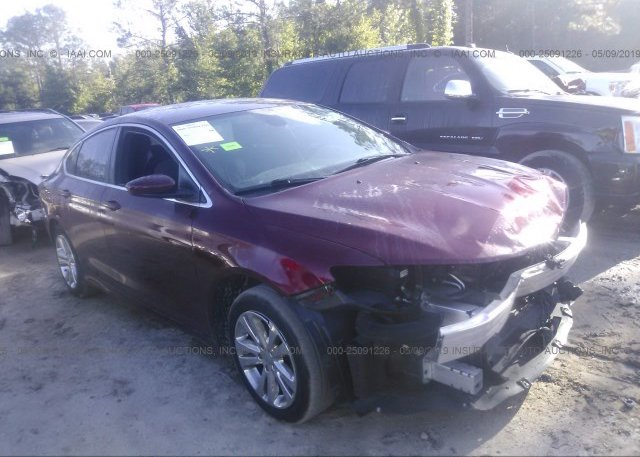 Inventory #959622801 2015 Chrysler 200