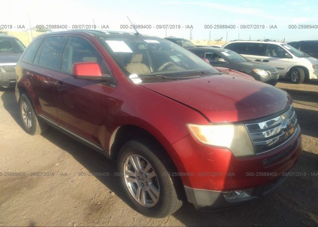 Inventory #719026871 2007 FORD EDGE