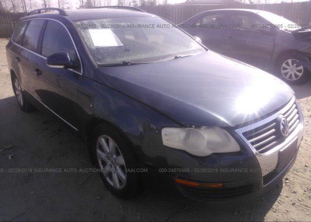 Inventory #132375611 2007 Volkswagen PASSAT