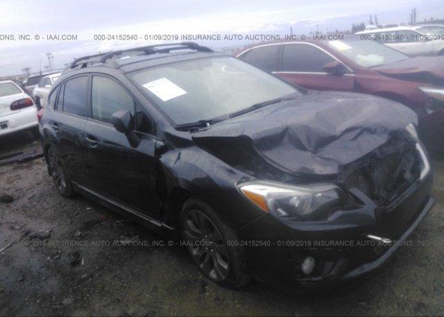 Inventory #623008801 2012 Subaru IMPREZA