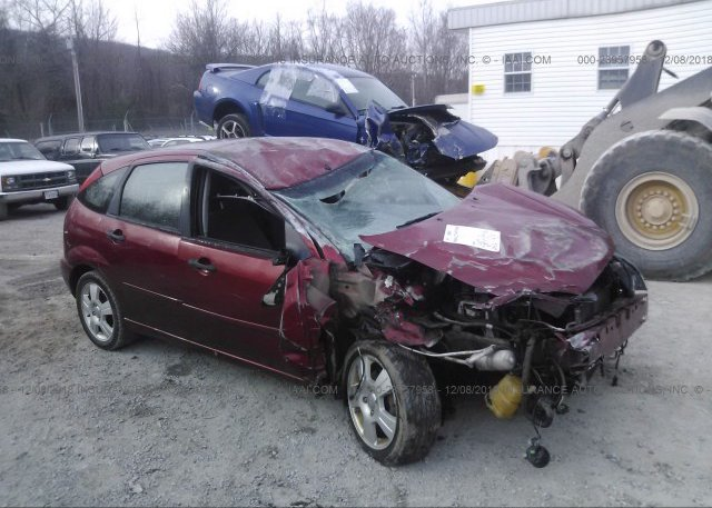 Inventory #358416906 2005 FORD FOCUS