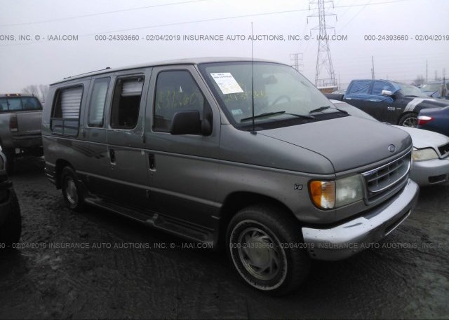 Inventory #258003287 2002 FORD ECONOLINE