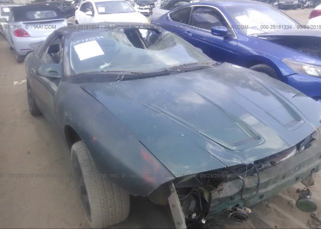 Inventory #331000045 1996 Pontiac FIREBIRD