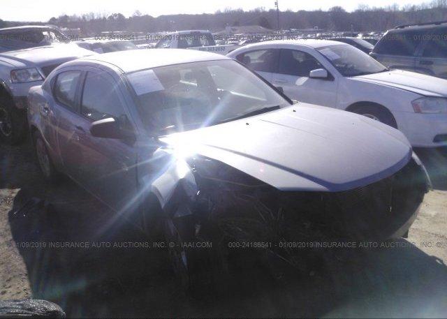 Inventory #848843646 2013 Dodge AVENGER