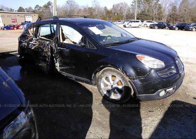 Inventory #366883001 2006 Subaru B9 TRIBECA